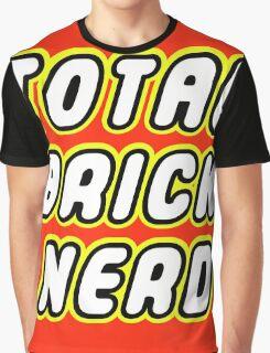 TOTAL BRICK NERD Graphic T-Shirt