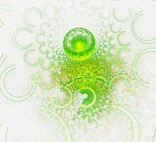 Emerald Pearl Sticker