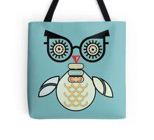 Bright Owl Tote Bag