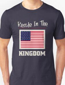 KingDom Patriotic Unisex T-Shirt
