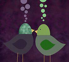 Birdies by Cherie Balowski
