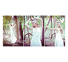 Tina-Woods-Trio Photographic Print