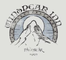 Windpeak Inn - The Elder Scrolls V: Skyrim by wittytees