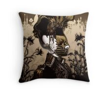 The Dread Captain Throw Pillow