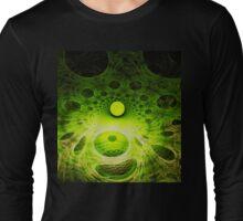 ©Taimiti Creations Designs -Emerald Pearl Long Sleeve T-Shirt