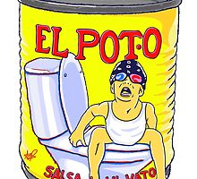El Pot-O by apadilladesign