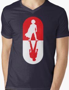 TOKYO PILL 1.0 Mens V-Neck T-Shirt