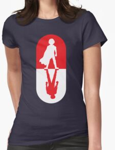 TOKYO PILL 1.0 Womens Fitted T-Shirt