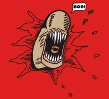 Boo: Alien Chest Burster One Piece - Long Sleeve