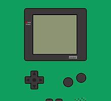 Gameboy Pocket ! (Green) by vxspitter