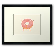 Sweet fun ^_^ Framed Print
