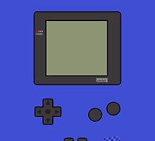 Gameboy Pocket ! (Blue) by vxspitter