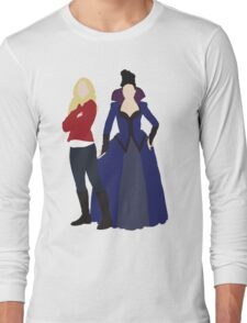 Swan Queen - Once Upon a Time Long Sleeve T-Shirt