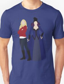 Swan Queen - Once Upon a Time T-Shirt