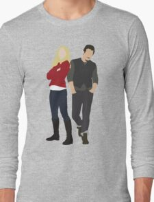 Swanfire - Once Upon a Time Long Sleeve T-Shirt