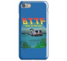 BTTFish iPhone Case/Skin