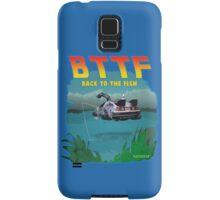 BTTFish Samsung Galaxy Case/Skin