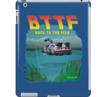BTTFish iPad Case/Skin
