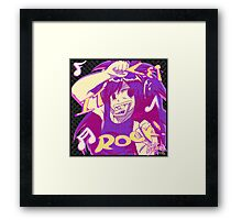 Psychteria - LET IT ROCK Framed Print