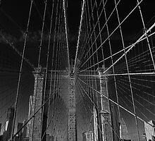 Brooklyn Bridge by JMChown