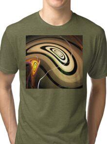 ©TaimitiDesigns - *Universe Waves*  Tri-blend T-Shirt