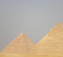 Pyramids by Guillermo Álvarez