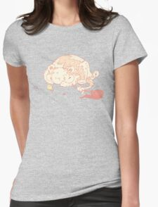 Candy game Womens Fitted T-Shirt
