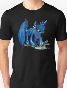 How To Train Your Dragon 'Toothless' by EmegE (Edited) Unisex T-Shirt