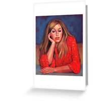 The Daydreamer Greeting Card