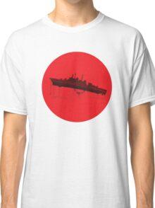Neon Genesis Evangelion - EVA Unit 02 (Boat Lift) Classic T-Shirt