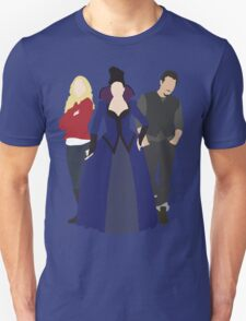 Emma, Regina, and Neal - Once Upon a Time T-Shirt
