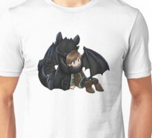 How To Train Your Dragon Manga Design Unisex T-Shirt