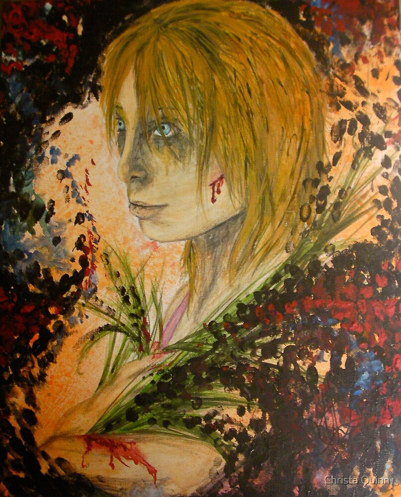 """""""Sweet Ophelia"""" by Christa Quinn"""