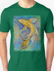 Orenji Butterfly Koi Unisex T-Shirt