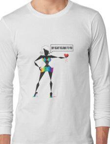 Heart Filled Belong~(C) 2011 Long Sleeve T-Shirt