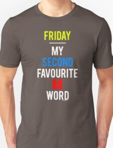 Funny Friday T-Shirt