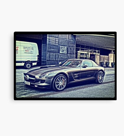 German Made Canvas Print