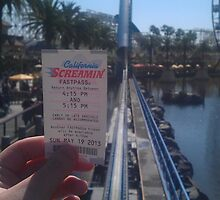 California Screamin' by Katietrs