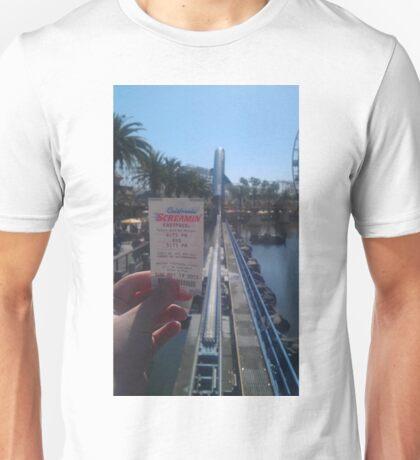 California Screamin' Unisex T-Shirt