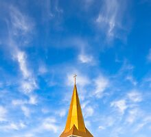 Lutheran Church Spire, Point Pass by pablosvista2