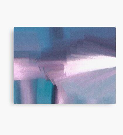 An Open Window Canvas Print