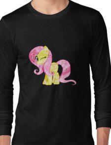 Flutterart Long Sleeve T-Shirt