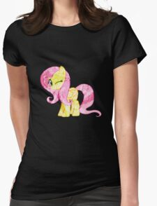 Flutterart Womens Fitted T-Shirt