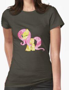 Flutterart Womens Fitted T-Shirt