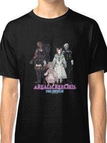 Leaders of Eorzea - Final Fantasy XIV: A Realm Reborn Classic T-Shirt