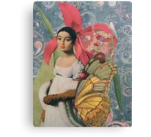 Mademoiselle Caroline Canvas Print