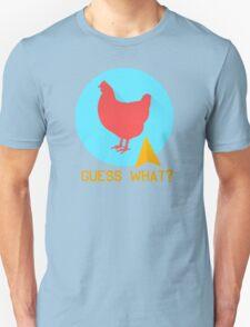 Guess What Chicken Butt T-Shirt