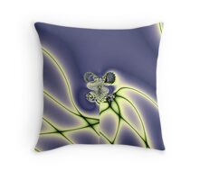 Filaments...Disjointed Throw Pillow