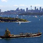 North Head Manly - coming in by miroslava
