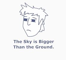 Gavin Free - The Sky is Bigger Than the Ground T-Shirt